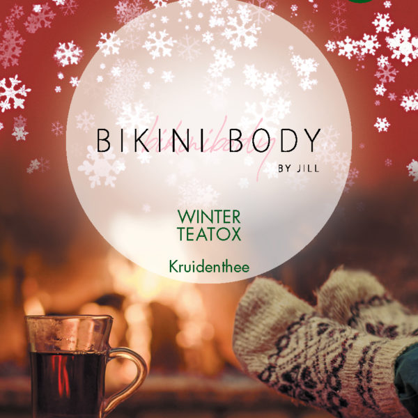 Bikinibody WINTER TEATOX label front