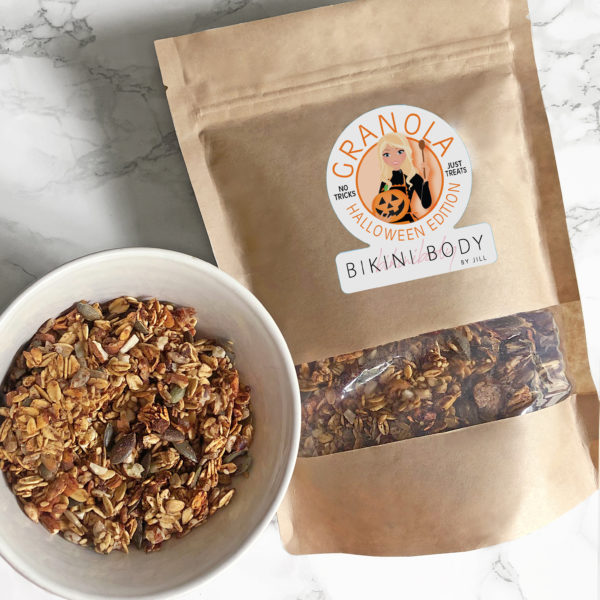 Bikinbody-granola-gezond-ontbijt-halloween-edition-no-tricks-just-treats